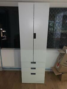Ikea Stuva Wardrobe - white