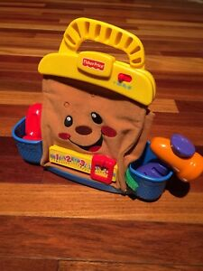 Fisher Price Laugh and Learn Tool Bag