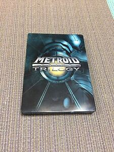 Metroid Prime Trilogy Perfect Condition