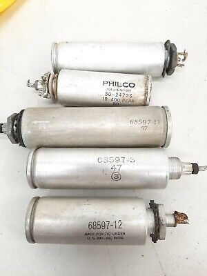 Lot 5 Pneumatic Air Cylinders 1 Philco 302472s 3 68597sstock F453