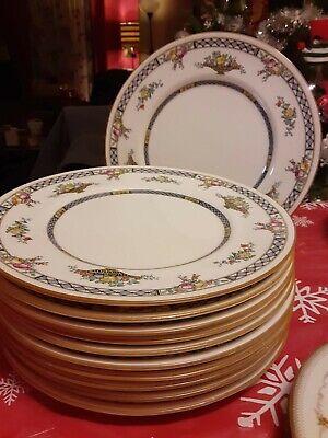 Royal Doulton Strathmore Dinner Plates H-1427