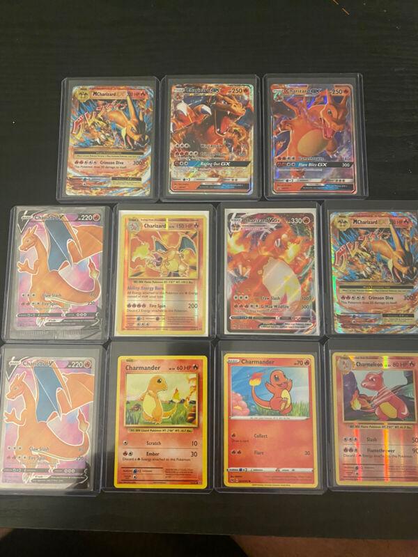 Pokemon Card Lot-10 - 1 Ultra Rare Guaranteed -GX/EX/MEGA/SECRET! Mystery Packs!