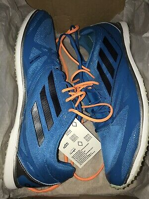 Adidas Adizero Cadence 2 Track Spikes Running Shoes Size 9 New in Box