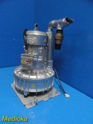 Siemens Elmo Vacuum Pump W/ Yasakawa V1000 CIMR-VUBA0006EAB & Valve ~ 18397