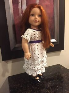 Newberry (American Girl Doll Style)- Abagail