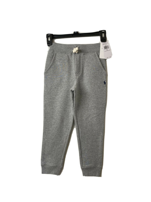 Polo Ralph Lauren Boy/Girl Gray Swestpants Size 6