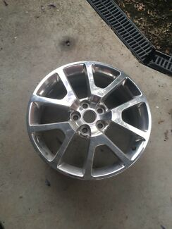 Chrome rim Rutherford Maitland Area Preview