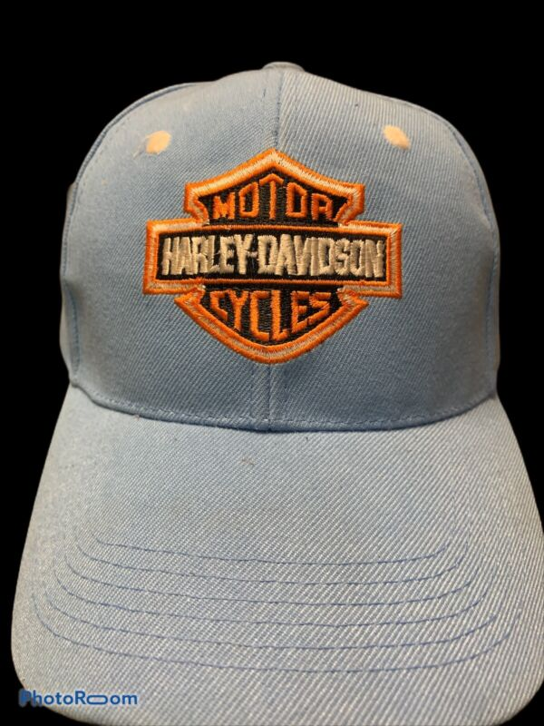 Harley Davidson Mens Hat Adjustable Band