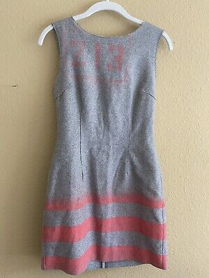 Marna Ro Area Code 213 Mini Dress