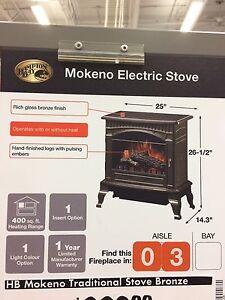 Brand New-Never Used Tradional -Style Electric Fireplace  Stove Sarnia Sarnia Area image 4