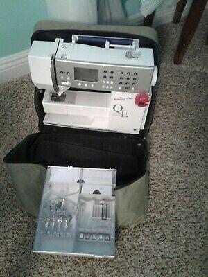 Bernina aurora 440 QE Computerized Sewing Machine with 6 various