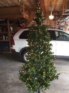7.5 Foot Artificial Christmas Tree For Sale, $100 or Best Offer