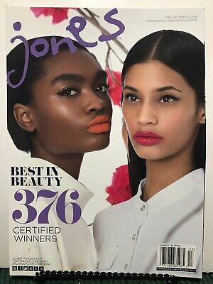 Jones Best In Beauty Certified Winners Shopping Guide Spring 2015 FREE