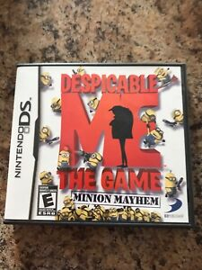 Despicable me the game (DS)