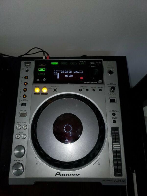 Pioneer CDJ-850 DJ Digital Media Player