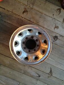 "Ford 8stud 17"" stock rims"