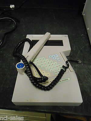 Biomedic Data Aquisition System Das 5002 With Probe