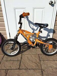 Bicyclette pour garçon