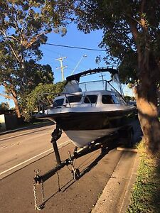 Swift craft 5.6 metres for sale Guildford Parramatta Area Preview