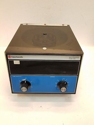 Fisher Scientific Micro-centrifuge Model 59a With 12 Place Rotor