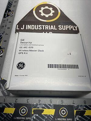 New Ge Wireless Master Clock Gps Kit Ge-mc-020multiple In Stockfast Shipping
