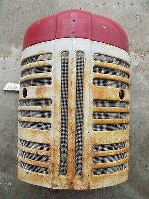 Farmall 450 400 Tractor Orignl Factory Ih Ihc Front Nose Cone Grill Screen