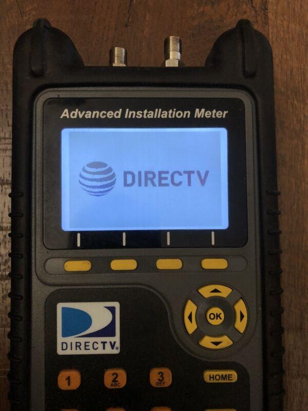 DirecTV AIM  Advanced Installation Meter AIM01R1-12 Trilithic Inc