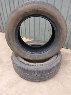 16inch Bridgestone tyres