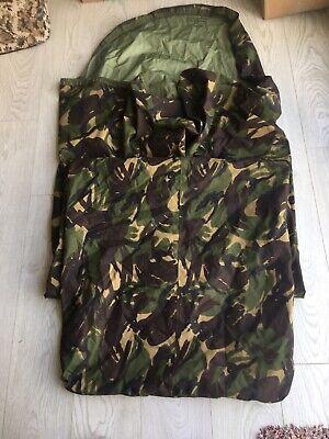 British Army Gore-Tex DPM Bivi / Bivvy Bag Green -Field gear-camping WATERPROOF