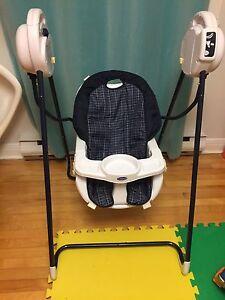 Balancoire bebe baby swing