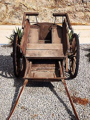Horses Carriage Cart Horse-Drawn Wedding Antique 16. 17. 18. 19.?