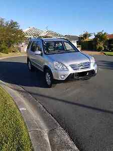 2006 Silver Honda CR-V Sport (luxury) Tuncurry Great Lakes Area Preview
