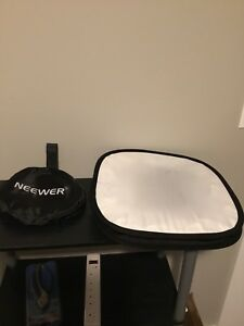 Neewer foldable photography shade