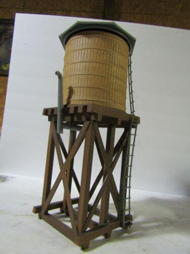Jim Beam Special Light Tan Water Tower Decanter