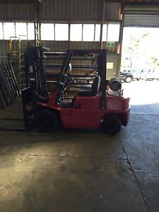 Fork lift Bulimba Brisbane South East Preview