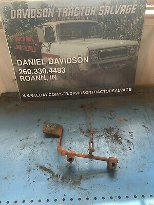 Case 400 700 800 Tractor Foot Throttle Part A22852