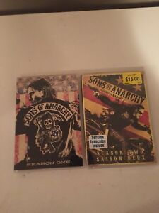 Sons of anarchy season one and two