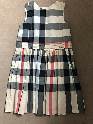 Burberry Girl's Dress Age 12