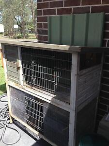 Large Two Story Rabbit Cage Camden Camden Area Preview
