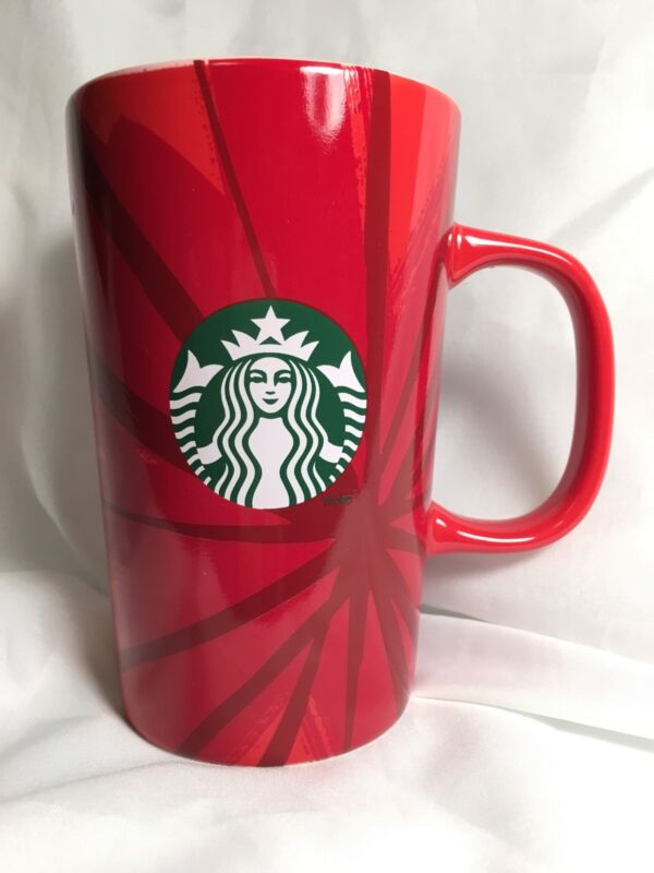 2014 Starbucks Coffee Mug/Cup Holiday Blend Limited Edition Christmas Original