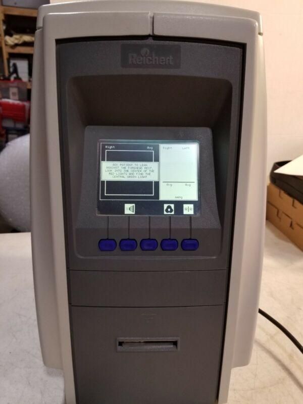 Reichert AT555 Auto Non-Contact Tonometer Model 13912
