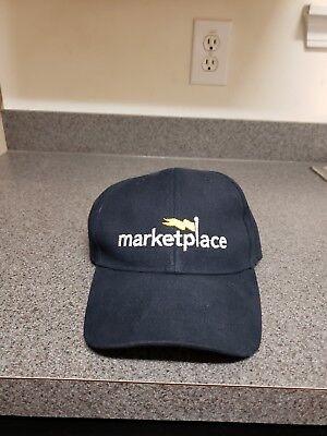Marketplace CBC News Canada Investigative Hat Cap Blue mens womens style 191C ()