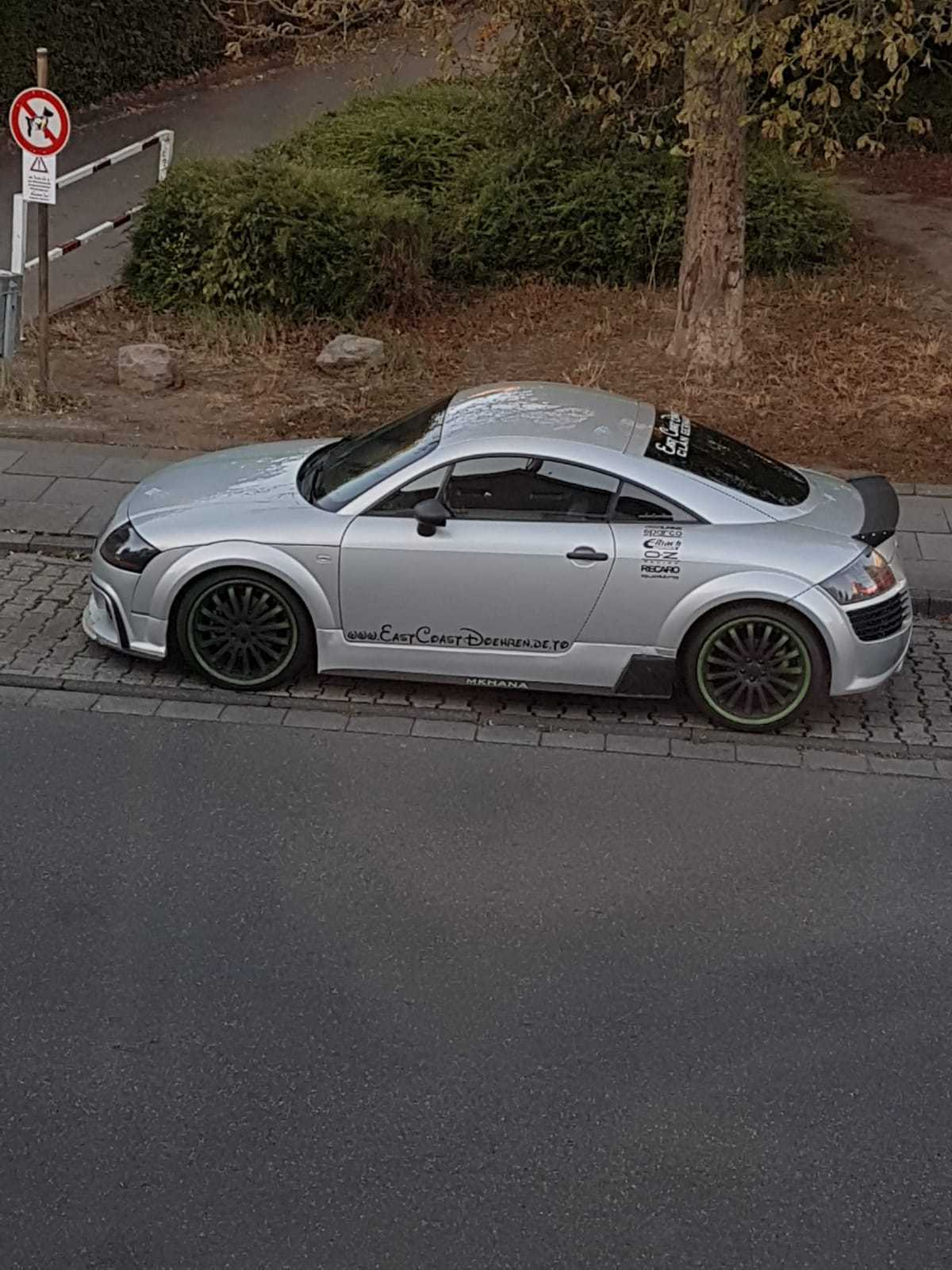 Audi TT 8N Quattro