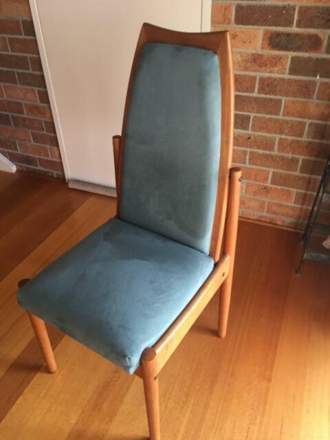 Parker Furniture Dining Chairs Gumtree Australia Mornington