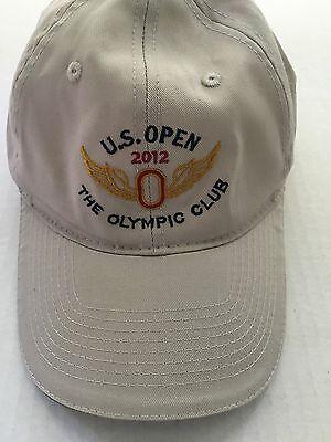US Open Golf Olympic Club PGA Sports USGA Hat Adjustable Ball Cap San  Francisco 4a39af4d89c9