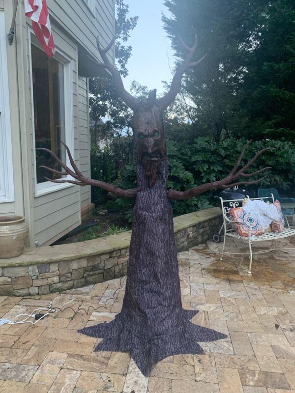 RARE Spirit Halloween Deadly Roots Animatronic Discontinued HTF EUC LAST ONE