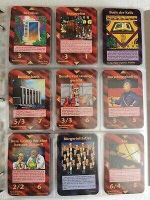 411 CARDS LIMITED GERMAN HIGH QUALITY ILLUMINATI NEW WORLD ORDER INWO PROMO GAME