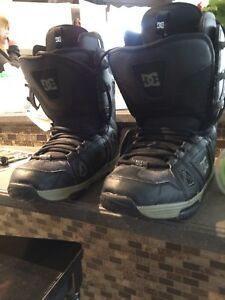 D.C. Winter snow boarding boots