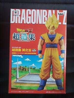 Banpresto Dragon Ball Z The Figure Collection Super Saiyan Goku