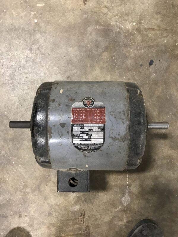 Vintage Delta A/C Motor